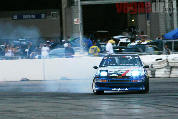 Formula Drift Rd.4 - Las Vegas, NV.