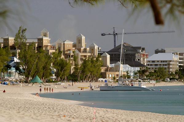 Cayman under construction
