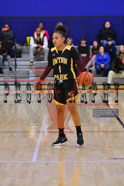 Gwynn Park (MA) Girls Varsity Basketball 12-13-19 | She Got Game