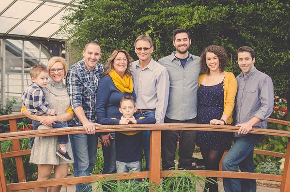 Trojanowski Family 2016