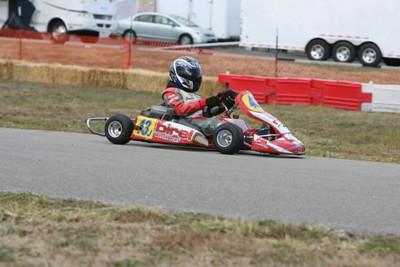 Qualifying Yamaha Jr Sportsman