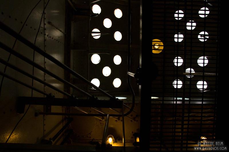 Light Pattern     Photography by Wayne Heim