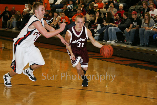 EHS Vs HVHS Boys Basketball 12-10-10