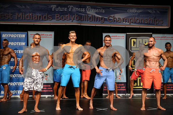 MEN'S PHYSIQUE UNDER 178 CM