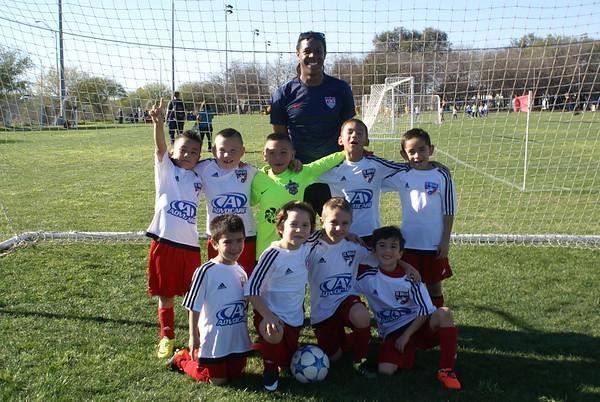 FC DALLAS Youth Soccer