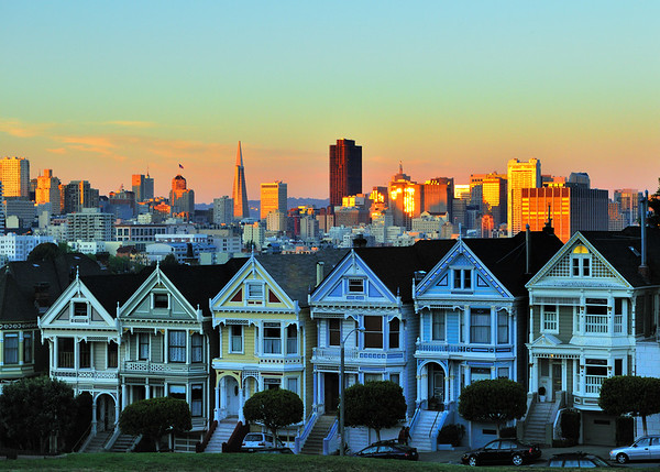 Honeymoon - San Francisco
