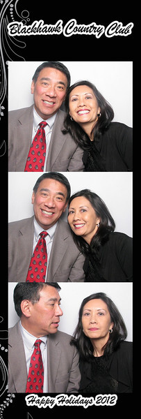 12-18 Diablo Country Club - Photo Booth