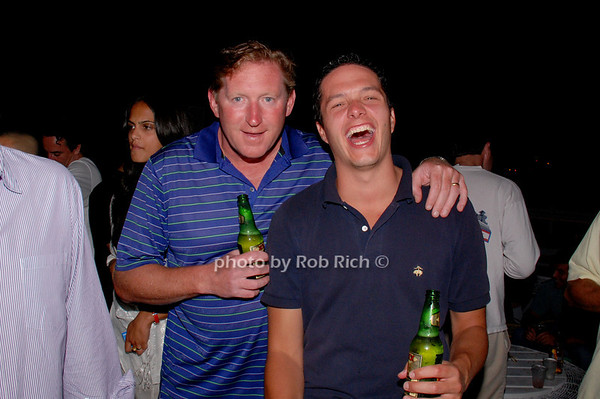John Cronin and Colin Drowica
