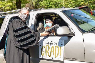 2021 CCHS Spring Graduation