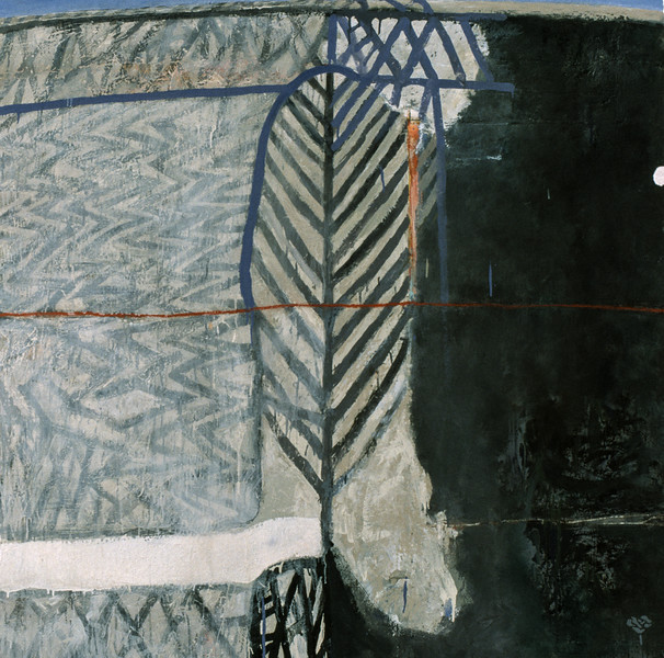 Painted Wall #28 (1996)