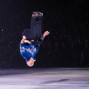 Crazy Skating Moves, Jumps and Spins