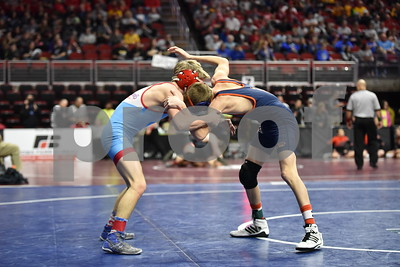 1A State Wrestling: Consolations 2/16/17