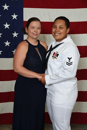 Navy Ball- Blacks 10-13-17