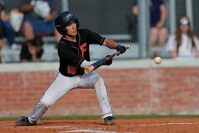 SPX Baseball 2018 vs Waltrip