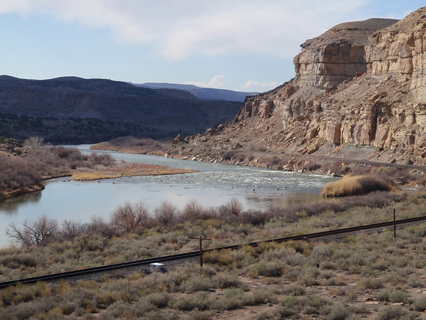Old Spanish Trail/Gunnison Bluffs Trail