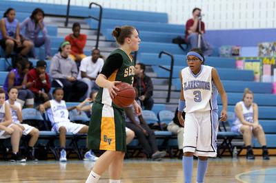 Seneca Valley @ Clarksburg Girls Varsity Basketball