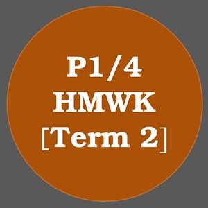 P1/4 HMWK T2