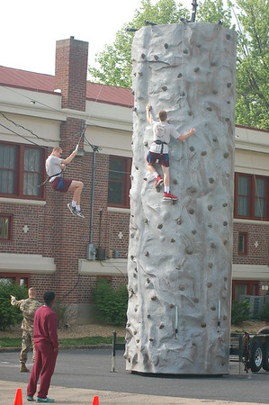 Climbing Wall for LET Class