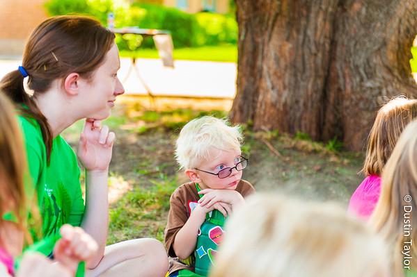 Backyard Bible Clubs/Mission: McKinney