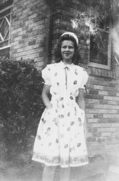 Maria Jacob 1944  1102 Omar Houston, Texas