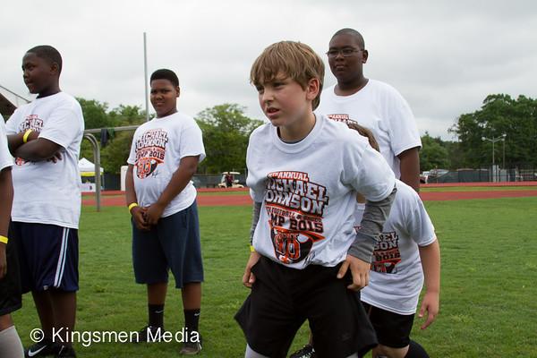 MJ Football Camp