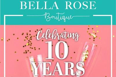 Bella Rose Anniversary 8/14/21