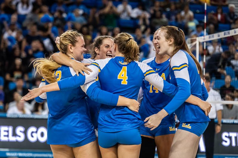 UCLA Volleyball