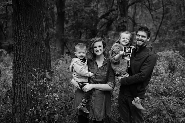 Drew Ward Family 2020