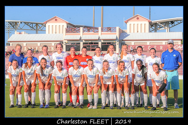Charleston FLEET v Ashville City SC | 6.21.19