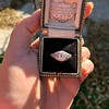 1.11ct Old European Cut Diamond Filigree Ring 39