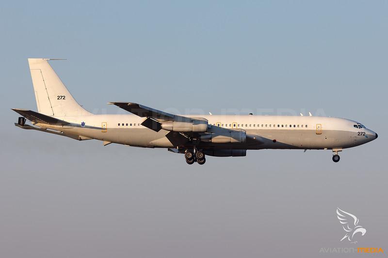 Israel - Air Force | Boeing 707-3L6C | 272