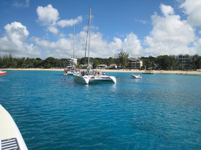 Catamaran Sail, Snorkel and Turtle Encounter, Barbados