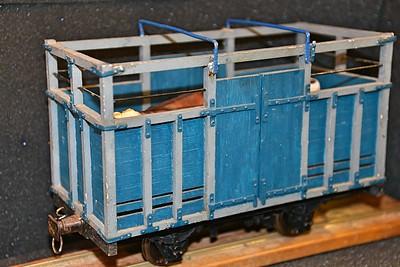Wagons 45mm