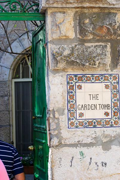 Jerusalem - Túmulo do Jardim