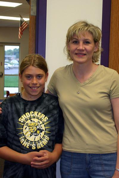 20070522 Teacher - 4th Grade