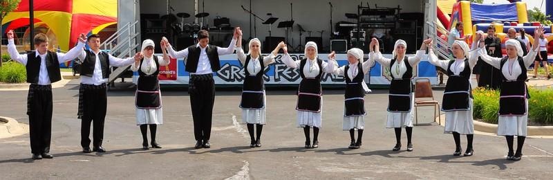 Grand Blanc Greek Festival 2013