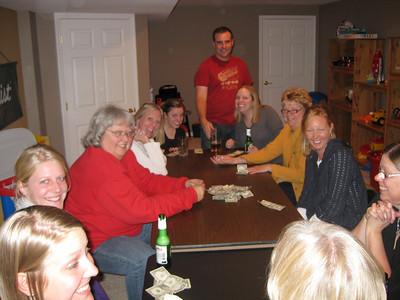 Brunner Family Game Night