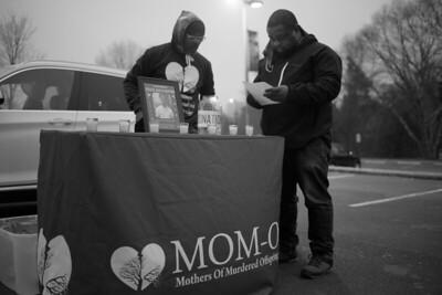 MOM-O Candlelight Service Khalil Sifford @ Camp Greene Park 2-10-2021 by Jon Strayhorn