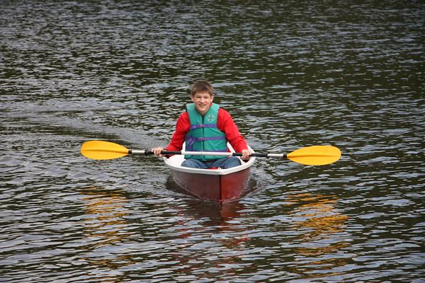 2019 CSB Battalion Canoe