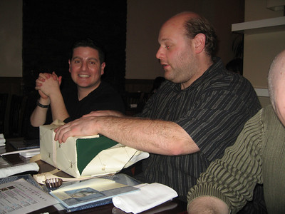 2007_03_23 Craig, Al & Roff's 30th Birthday @ The Gingerman