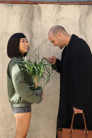 October 28, 2020 Marin and Joe as Leon the Professional