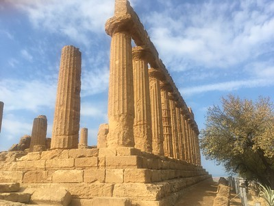 Ancient Empires: A Voyage from Rome to Malta