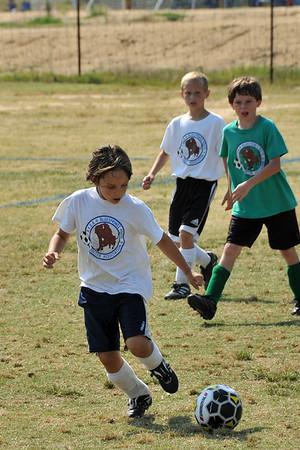 Tanner Soccer 2011