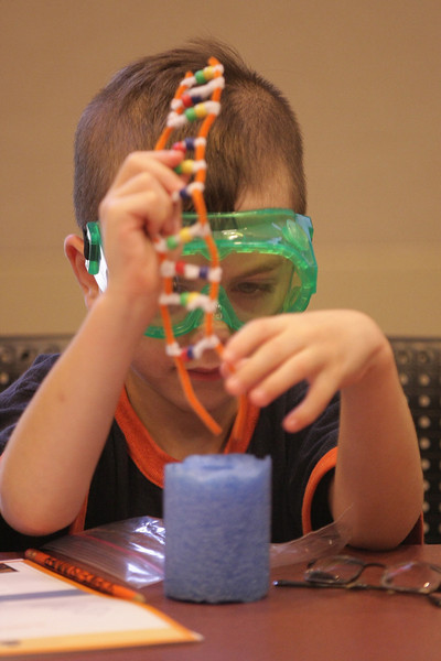 Science in the Summer, Horsham Library