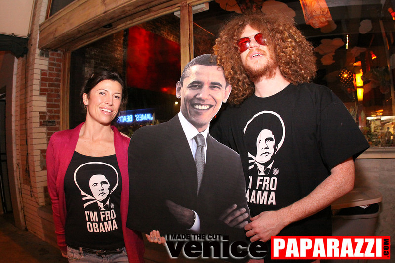 "0 **** If you are interested in purchasing these ""I'm fro Obama"" shirts, contact Nik Roybal of www. http://www.venicetrim.com (1)"