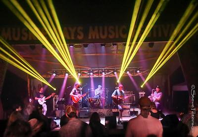 Hardwood Groove - Muskie Days, 7/30/16