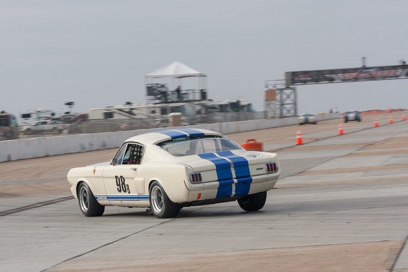 1966 Shelby GT350 - Marc A. Petein