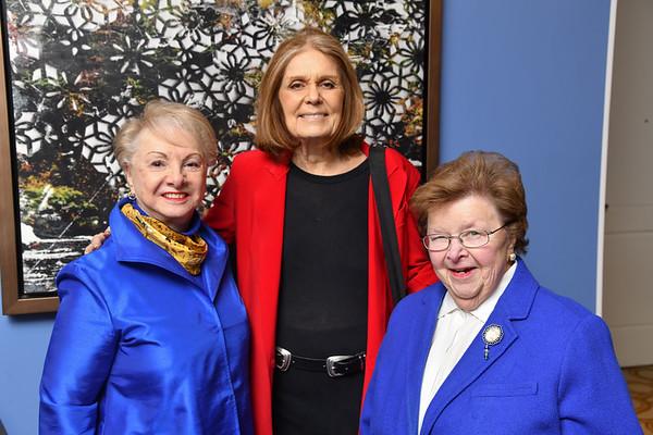BSS- Gloria Steinem 1-16-18