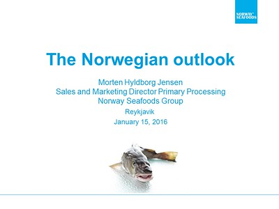 The Norwegian Outlook