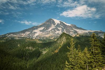 Mt. Ranier 2002